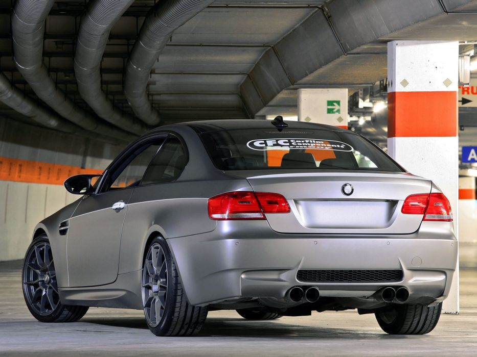 APP Europe BMW-M3 StopTech Trackday Edition (E92) cars modified 2012 wallpaper
