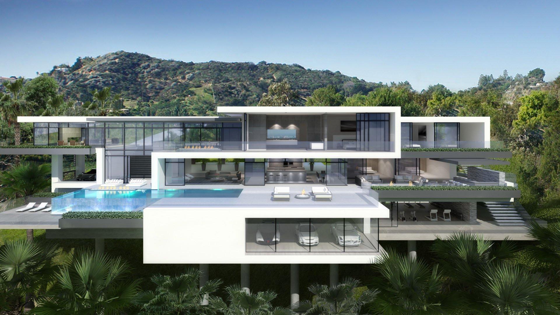 Mansion House Building Architecture Interior Design