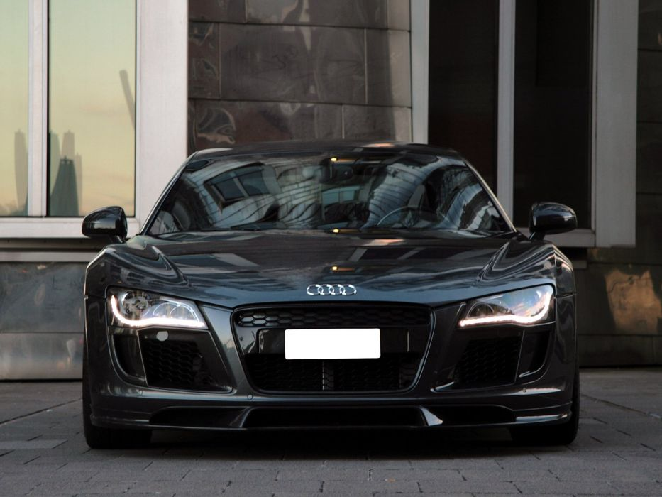 nderson Germany Audi-r8 V10 Race Edition cars modified 2010 wallpaper