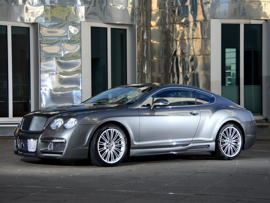 nderson Germany Bentley GT-Speed Elegance Edition cars modified 2010 wallpaper