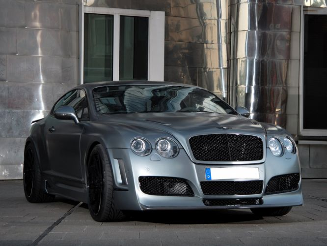 nderson Germany Bentley-GT Supersports Race Edition cars modified 2010 wallpaper