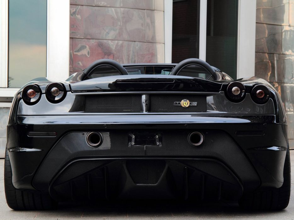 Nderson Germany Ferrari F430 Scuderia Spider 16m Conversion Edition