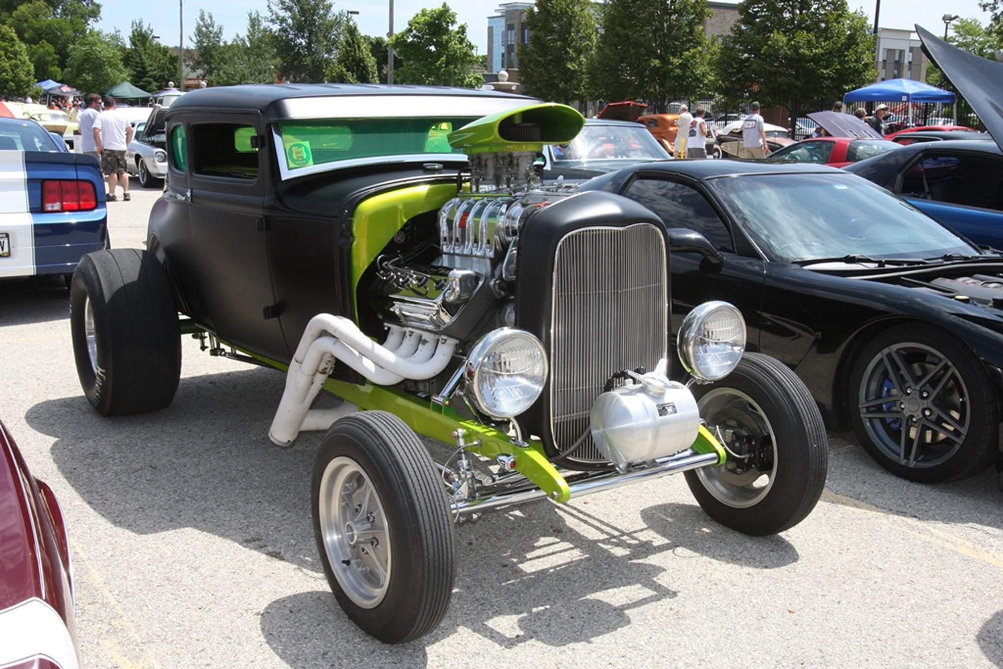 1931 ford model a coupe five window hot rod hotrod pro for 1931 ford 5 window coupe hot rod