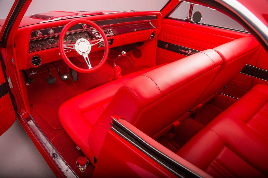 1967 Chevrolet Chevelle SS Super Sport Coupe Hardtop Muscle Street Rod Cruiser Hot USA -24 wallpaper