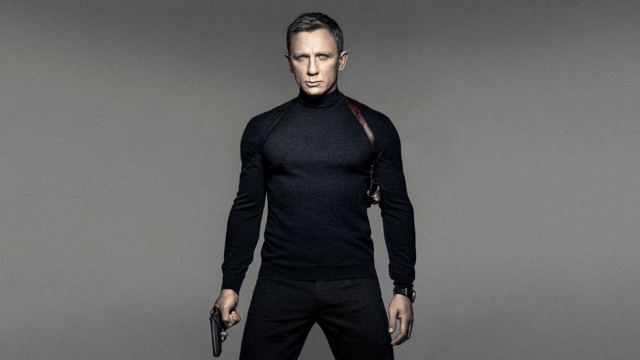 SPECTRE 007 BOND 24 james action spy crime thriller 1spectre mystery wallpaper