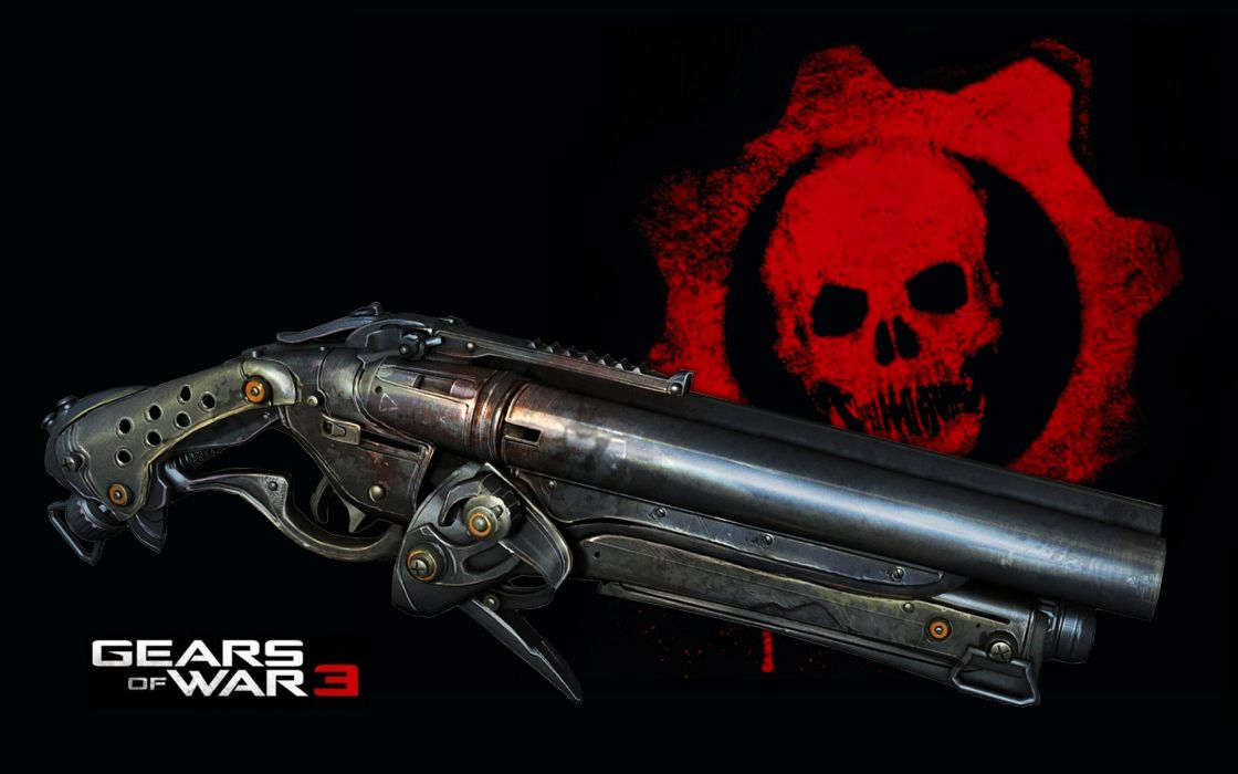 Gears of war 3 Gnasher wallpaper