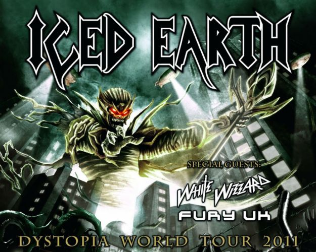 ICED EARTH heavy metal death power thrash 1iced artwork dark evil fantasy poster warrior reaper demon wallpaper
