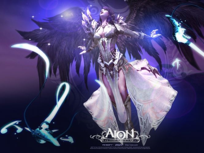 aion the tower of eternity man arm equipment magic wallpaper