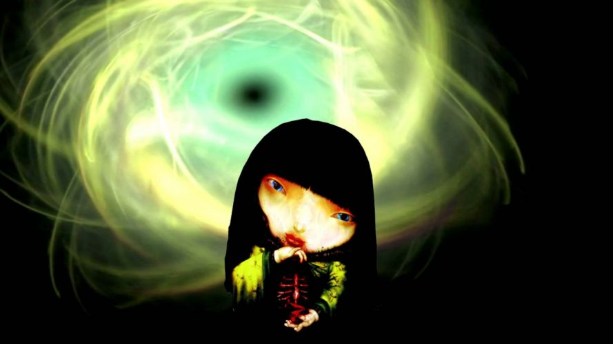 INFECTED MUSHROOM psychedelic trance electro house electronica electronic rock industrial disc jockey 1imush artwork fantasy dark blood emo wallpaper