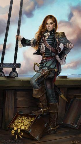 fantasy girl character warrior wallpaper