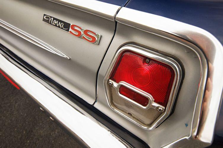 1963 Chevrolet Chevy Nova SS Convertible Super Street Pro Touring USA -05 wallpaper