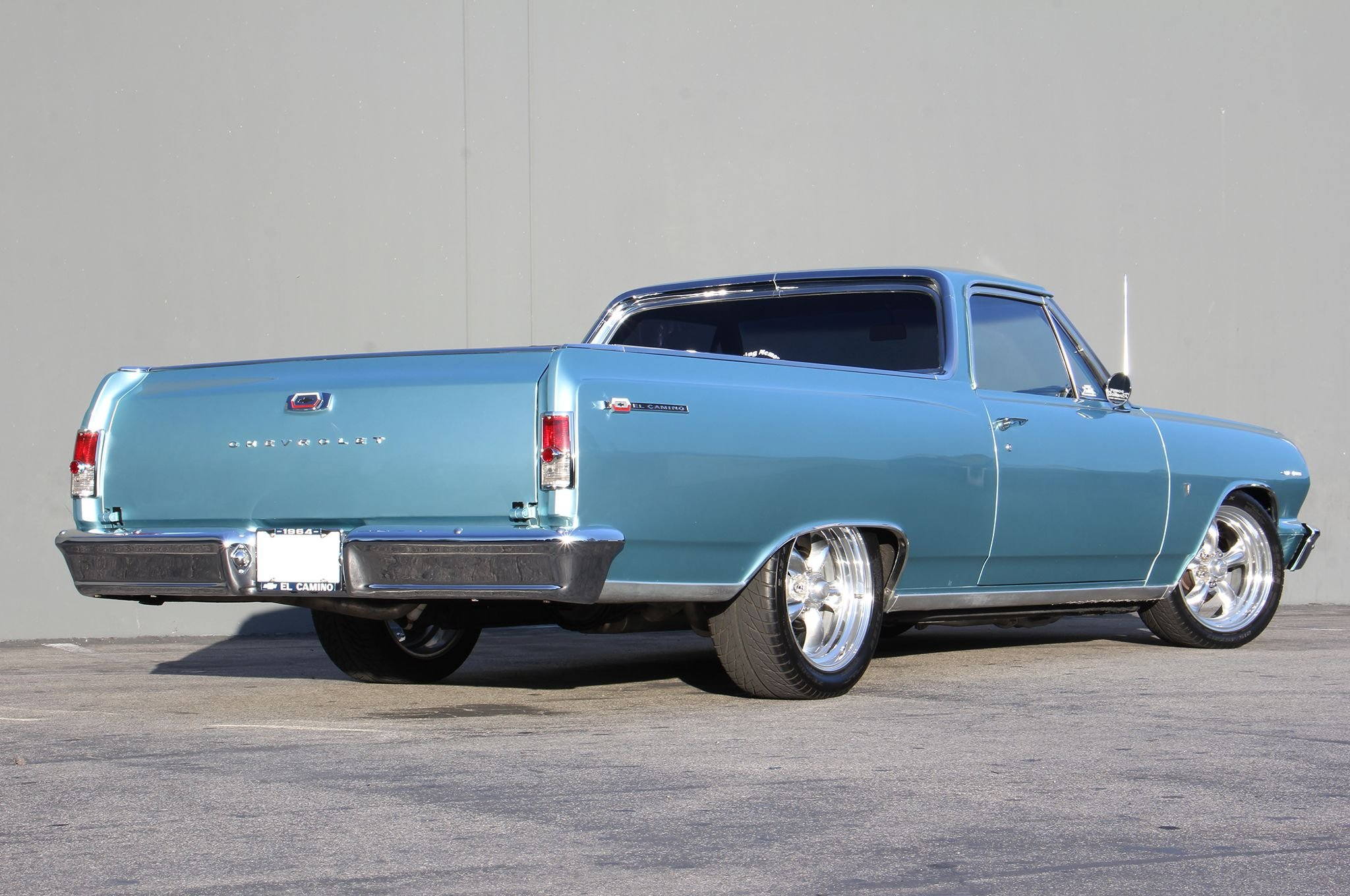 1964 Chevrolet Chevy El Camino Elcamino Street Machine
