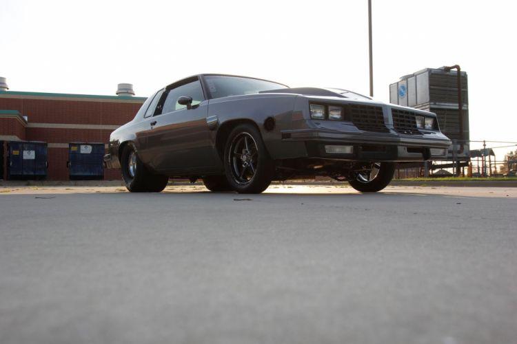 1982 Oldsmobile Cutlass Pro Stock Drag Race Pro Street USA -08 wallpaper