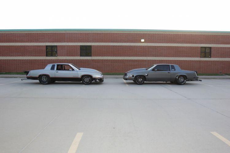 1982 Oldsmobile Cutlass Pro Stock Drag Race Pro Street USA -11 wallpaper
