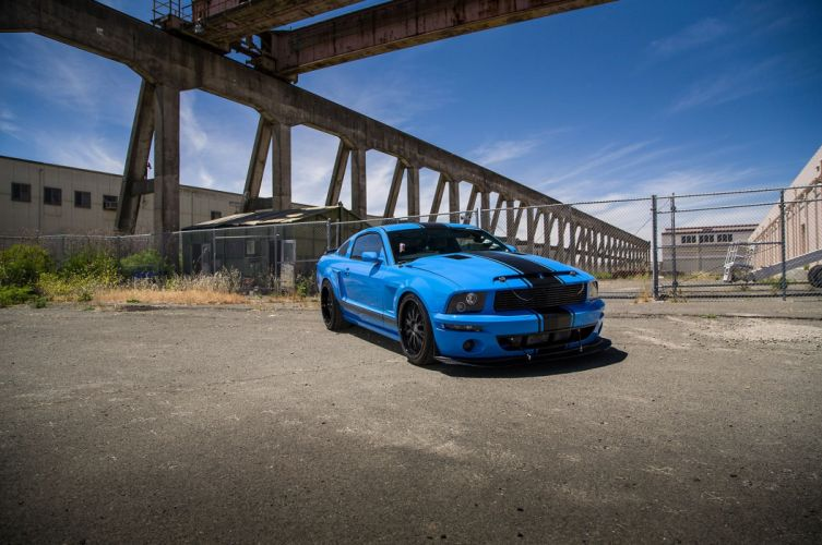 2005 Ford Mustang Shelby GT Super Street Pro Touring Supercar USA -19 wallpaper