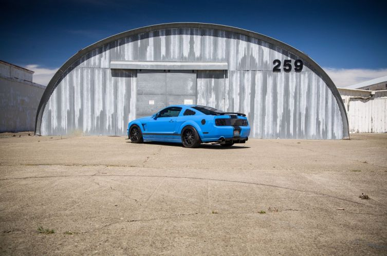 2005 Ford Mustang Shelby GT Super Street Pro Touring Supercar USA -21 wallpaper