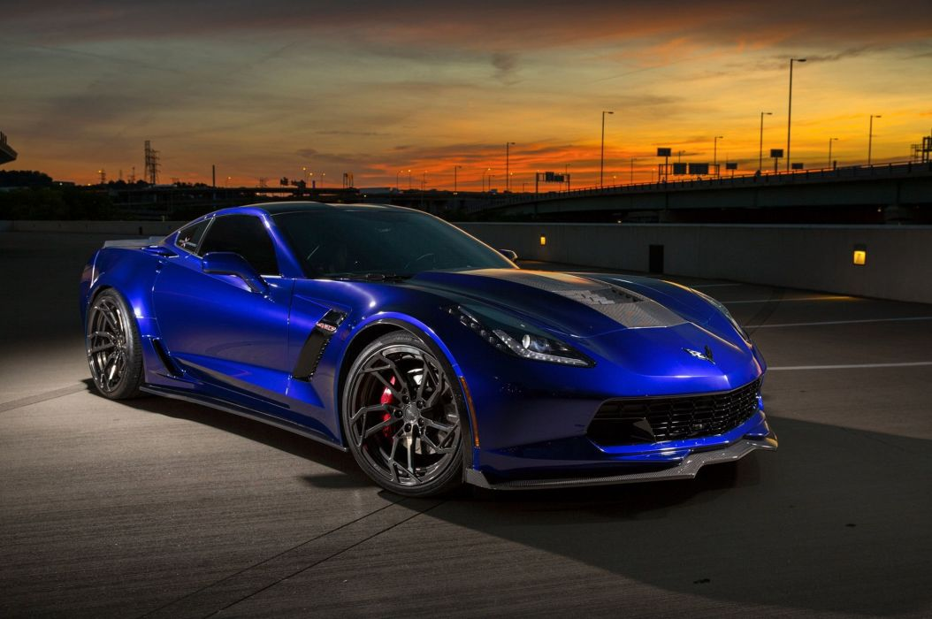 2014 Chevrolet Chevy Corvette 427 LT1 Weapon-X Suoper Stereet Supercar USA -08 wallpaper