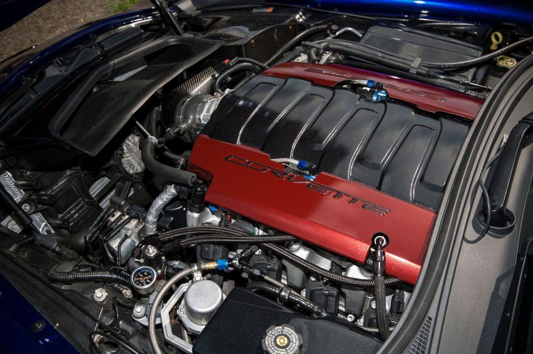 2014 Chevrolet Chevy Corvette 427 LT1 Weapon-X Suoper Stereet Supercar USA -04 wallpaper
