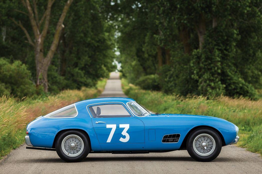 "Ferrari 250-GT Berlinetta ""Tour de France"" cars classic 1955 wallpaper"