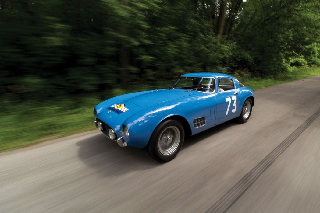 "Ferrari 250-GT Berlinetta ""Tour de France"" cars classic 1955 wallpaper"