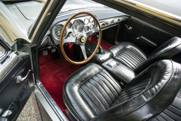Ferrari 250-GT Coupe (1649GT) cars classic 1960 wallpaper