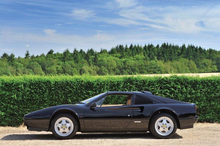 Ferrari 328 GTS UK-spec cars 1985 wallpaper