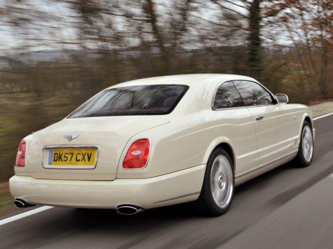 Bentley Brooklands cars coupe 2007 wallpaper