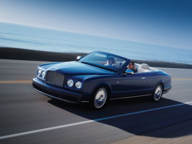 Bentley azure cars convertible 2007 wallpaper
