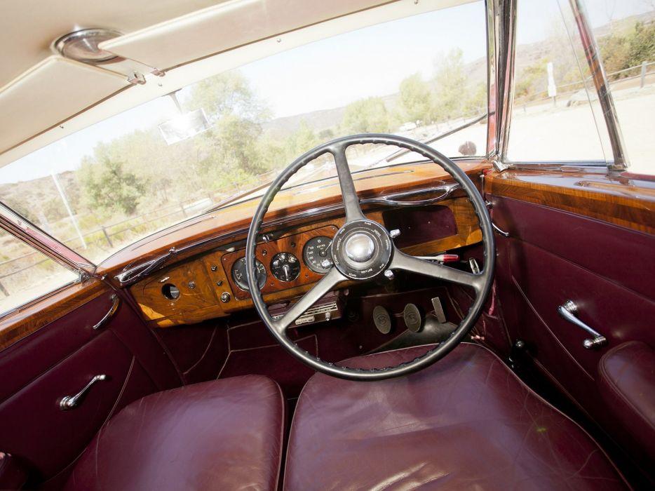 Bentley Mark-VI Saloon cars classic 1946 wallpaper