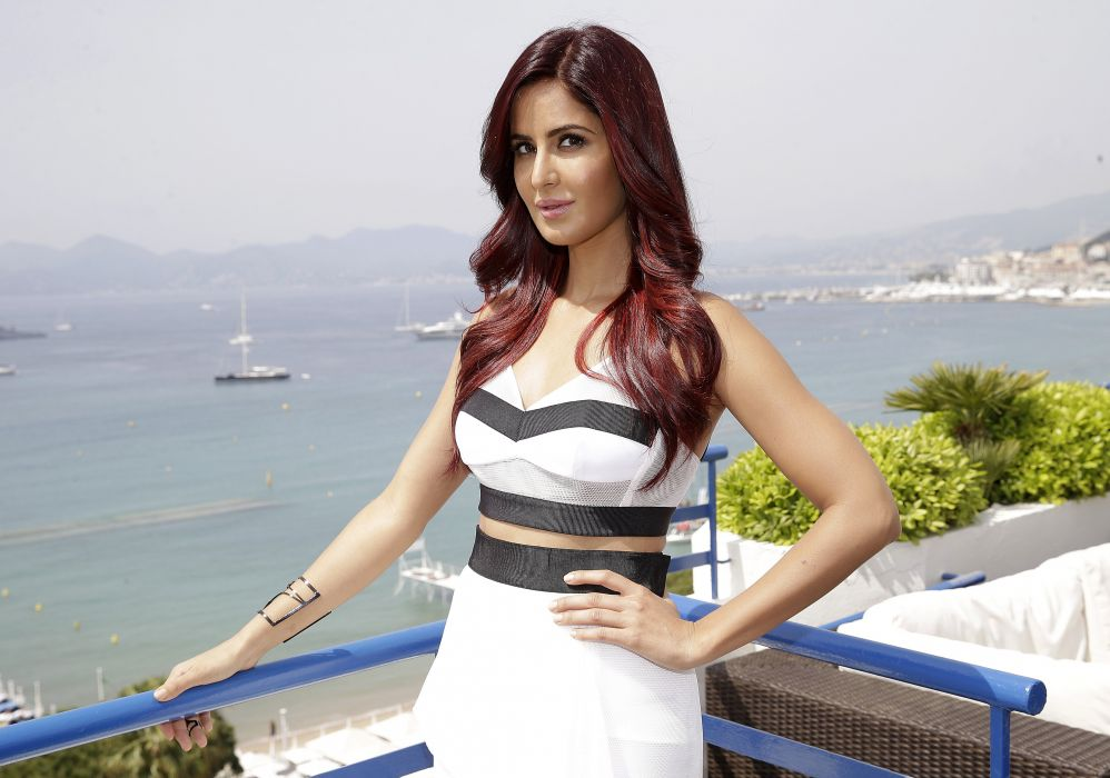 France Cannes Katrina Kand(1) wallpaper