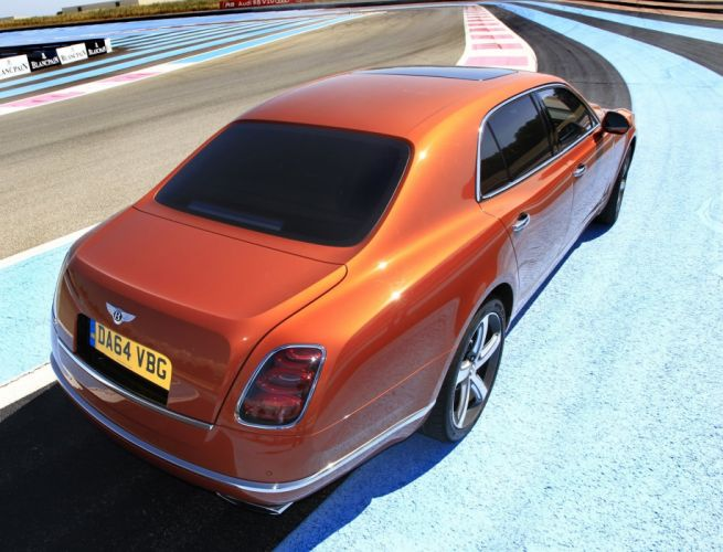 Bentley Mulsanne Speed cars 2015 wallpaper
