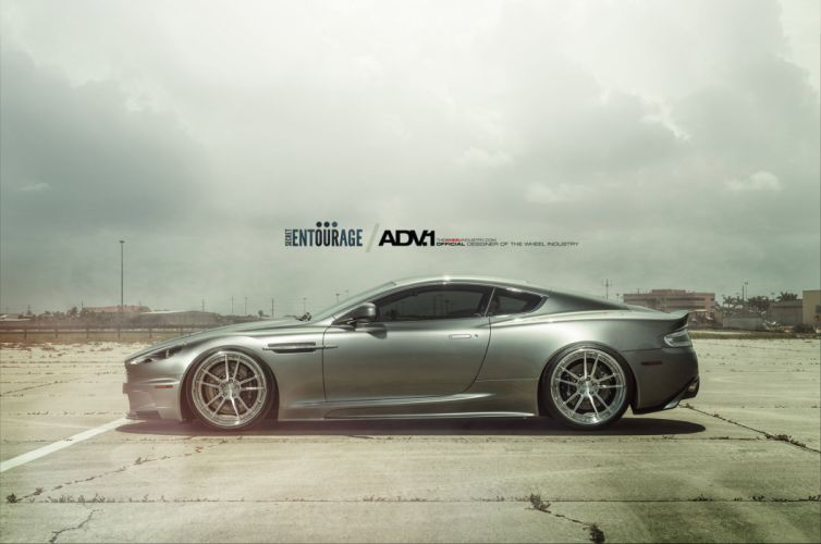 ADV1 WHEELS GALLERY ASTON MARTIN DBS coupe cars wallpaper