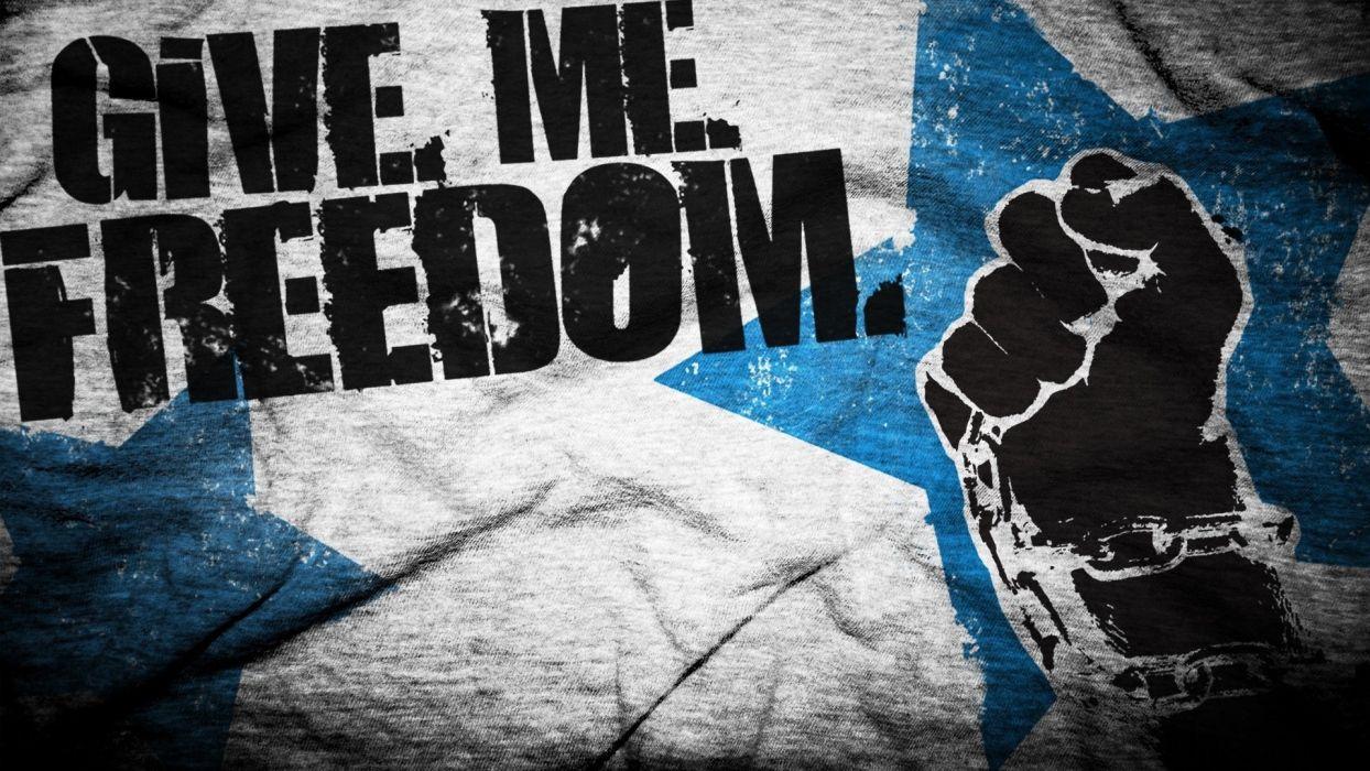 Freedom wallpaper