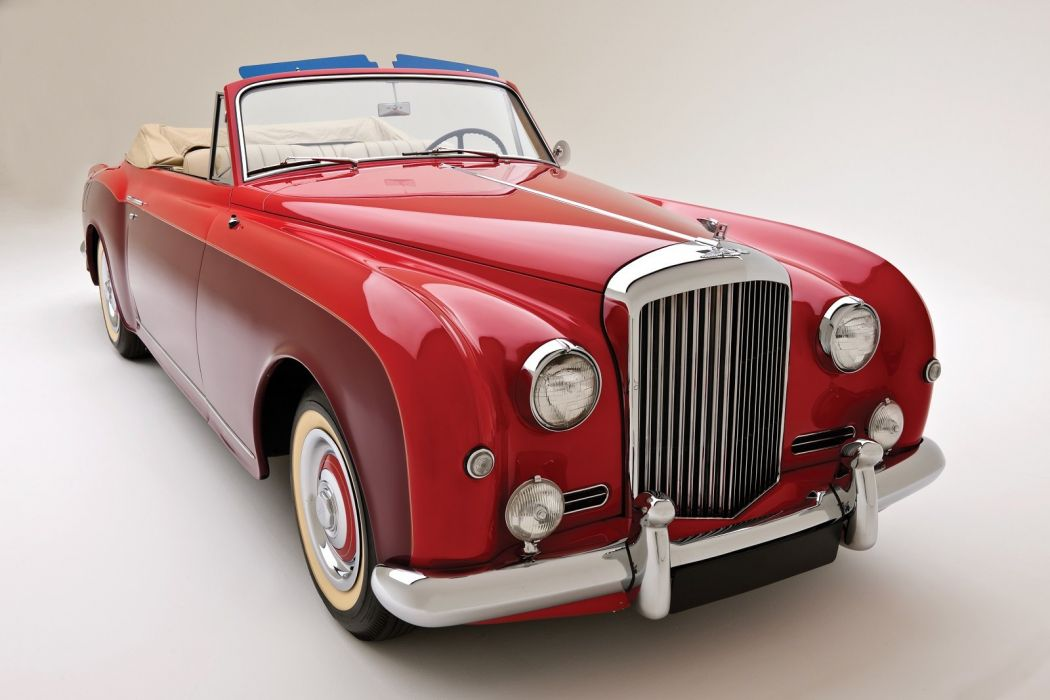 Bentley-S1 Continental Drophead Coupe Park Ward cars classic 1955 wallpaper