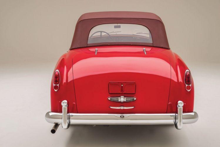 Bentley-S1 Continental Drophead Coupe Park Ward cars classic 1955 wallpaper