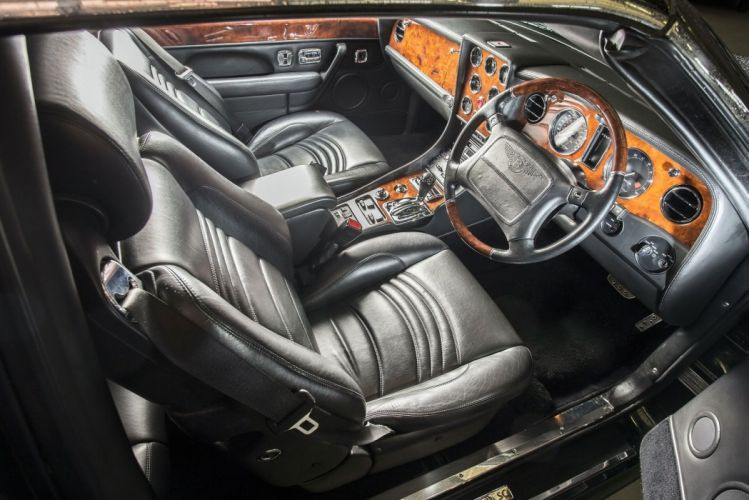 Bentley Continental Continental-SC UK-spec cars 1998 wallpaper