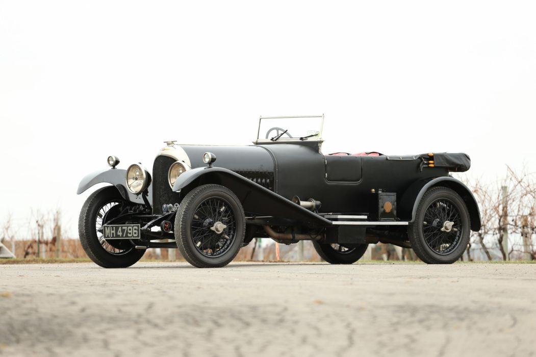 Bentley 3-Litres Sports Tourer Vanden Plas cars classic 1921 wallpaper