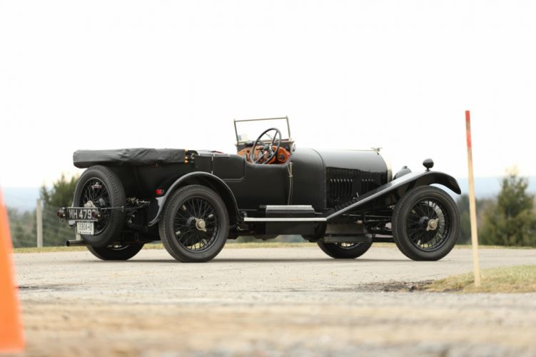 Bentley 3-Litres Sports Tourer Vanden Plas cars classic 1921 wallpaper