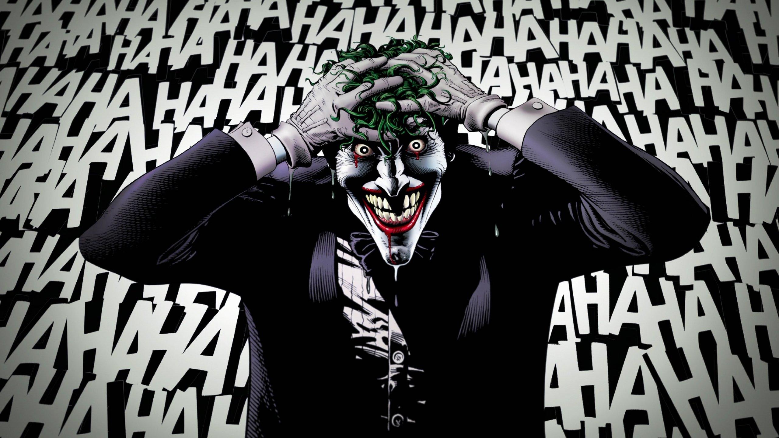 DC COMICS Superhero Hero Warrior D C Comics Joker Batman K Wallpaper