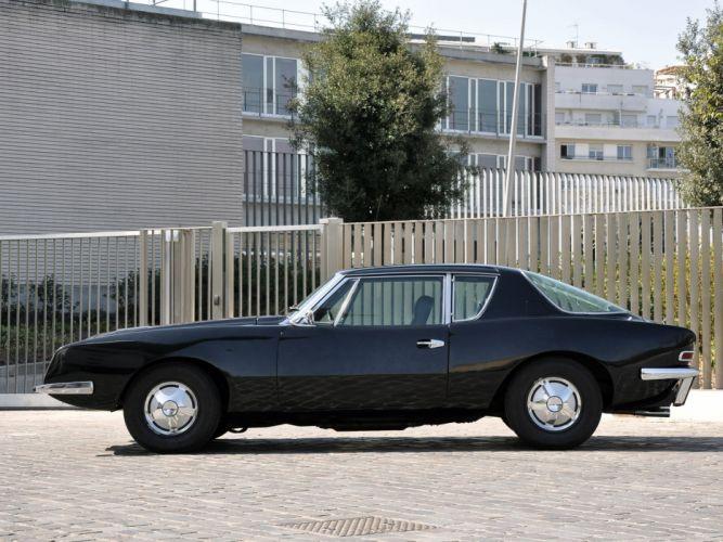Avanti-II cars coupe 1965 wallpaper