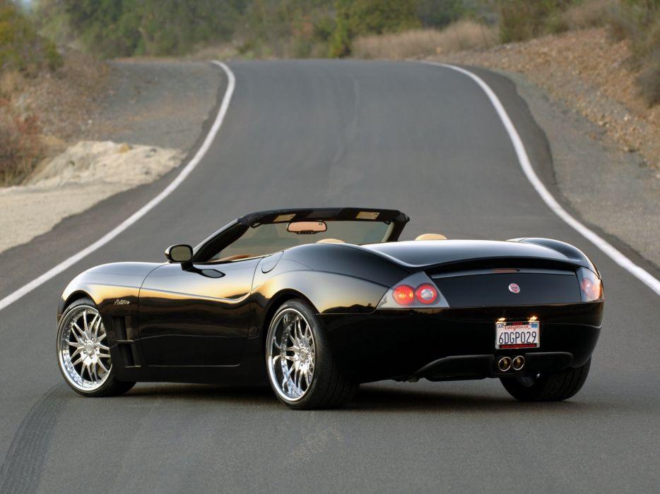 n2a Motors Anteros Roadster cars 2009 wallpaper