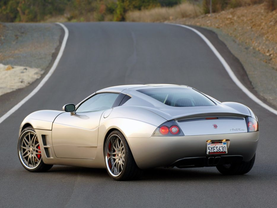 n2a Motors Anteros coupe cars 2009 wallpaper