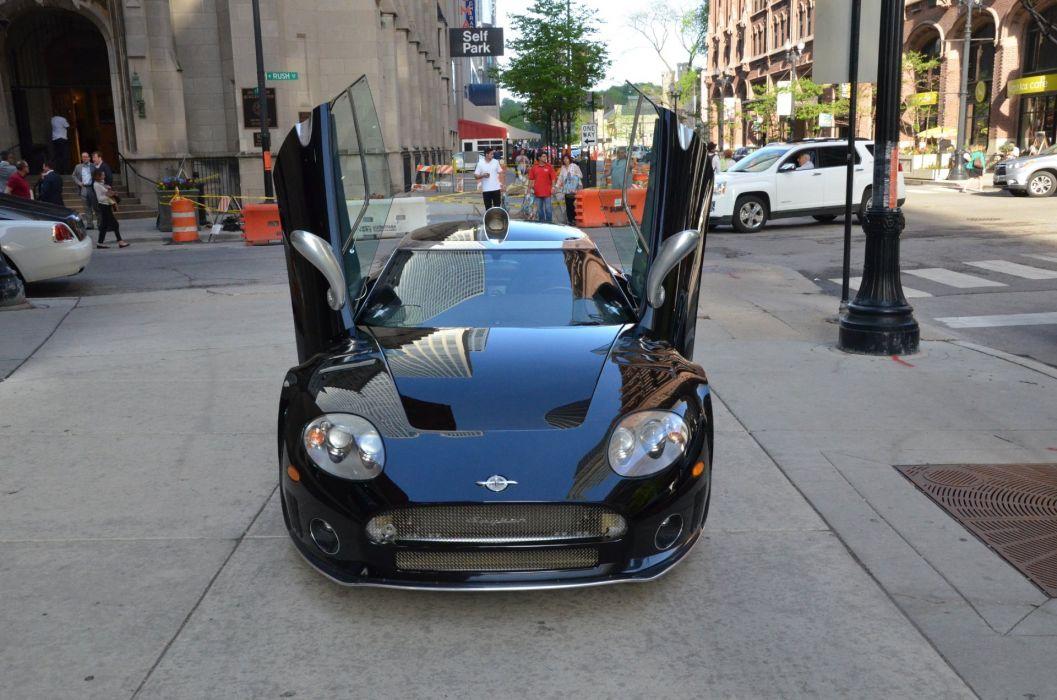 2009 Spyker-C8 Laviolette cars wallpaper