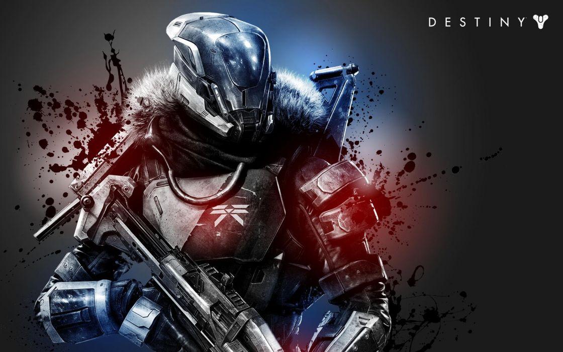 Titan Destiny wallpaper