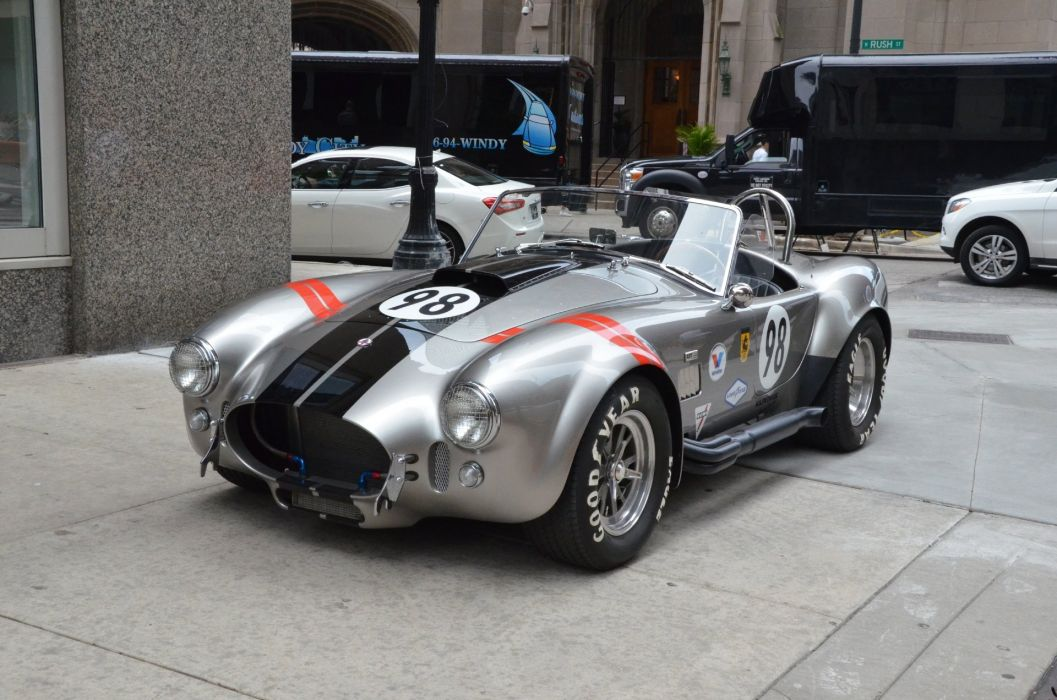 2011 Shelby Cobra Super Formance MK-III cars wallpaper