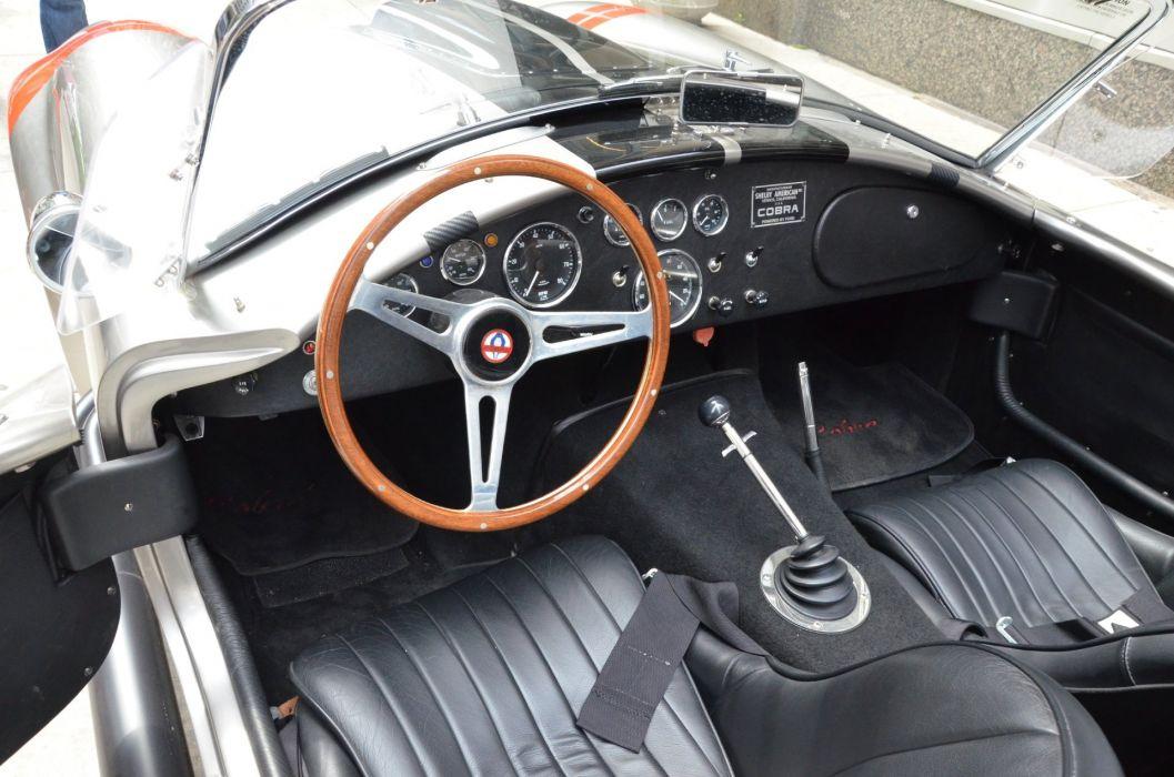2011 Shelby Cobra Super Formance MK-III cars wallpaper