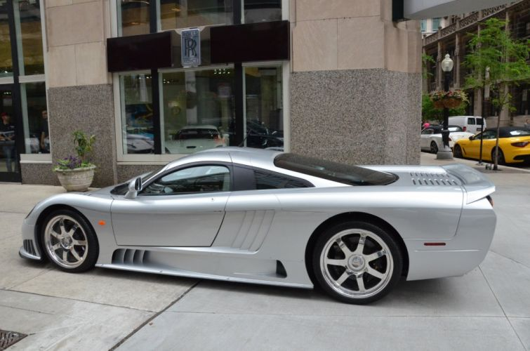 2004 Saleen-S7 cars supercars wallpaper