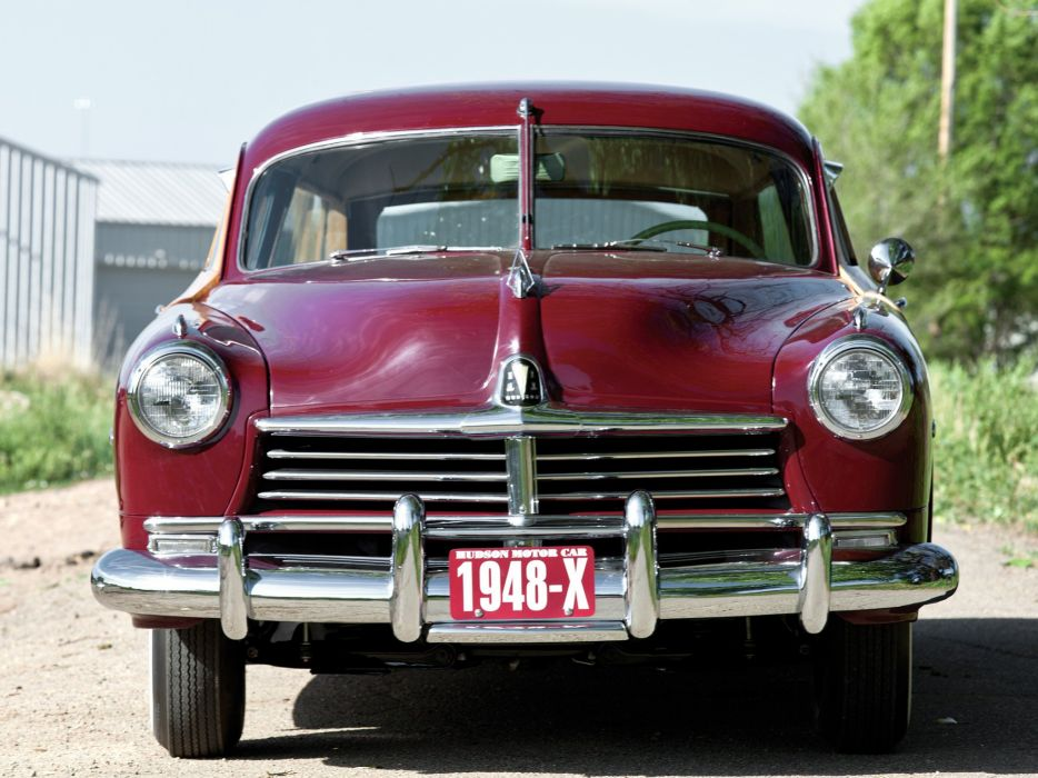 1948 Hudson Commodore Station Wagon cars classic wallpaper