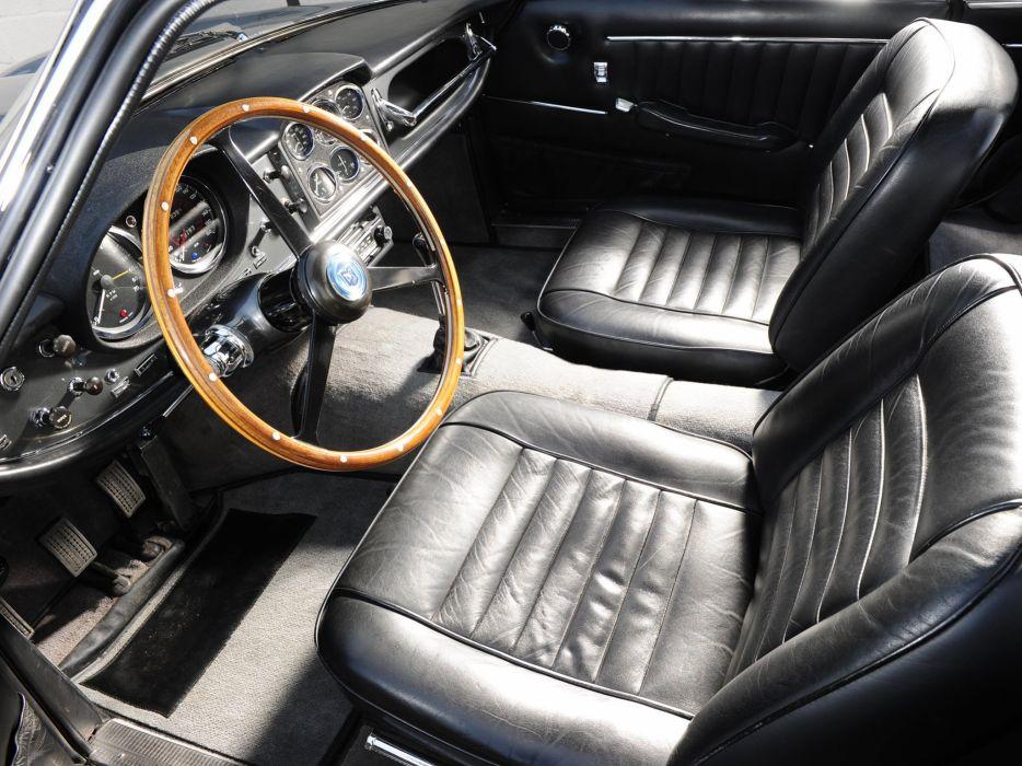 Aston Martin DB4-GT Bertone Jet Coupe cars bretone 1961 wallpaper