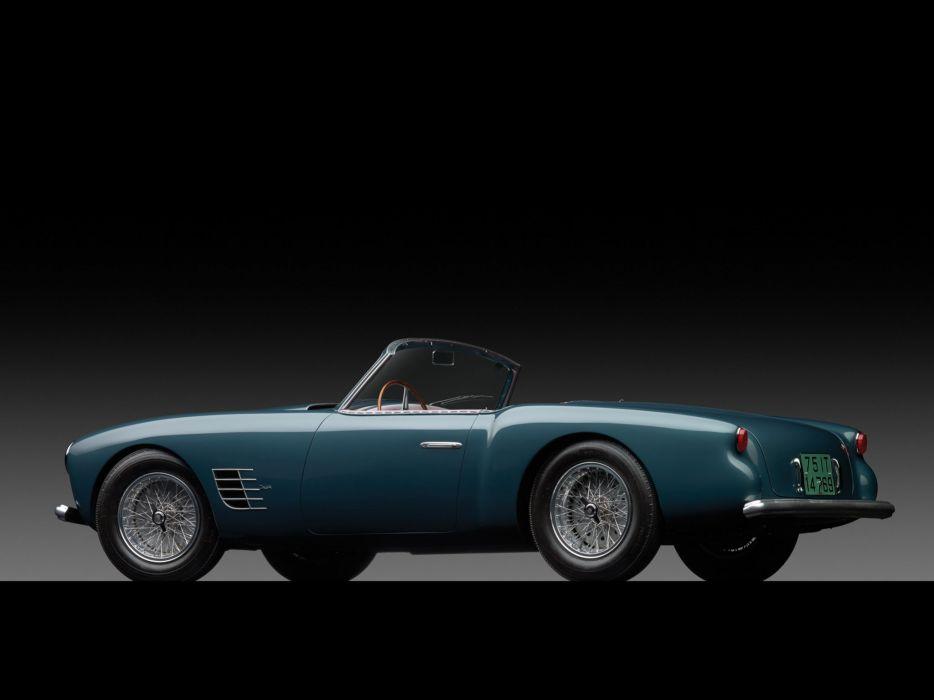 Zagato Maserati A6G 2000 Spider cars 1954 wallpaper